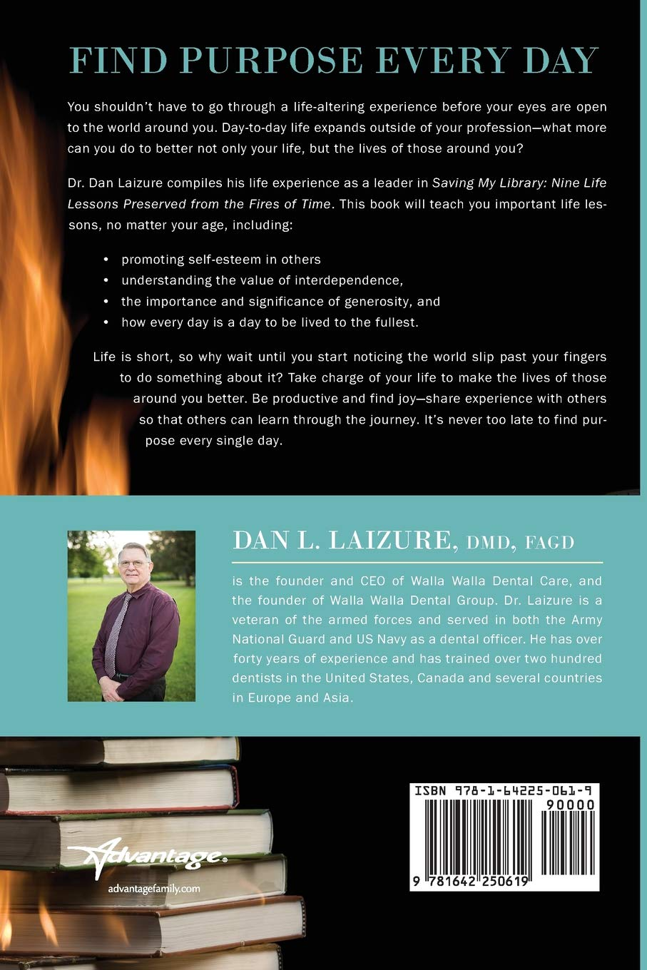 Saving My Library: Nine Life Lessons Preserved From The Fires Of