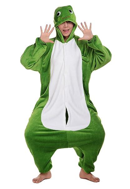 Tonwhar® Rana para Niño pijama traje Cosplay Homewear Lounge wear