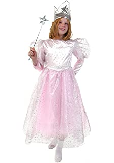 The Wizard Of Oz Deluxe Glinda Costume Child Toddler: Toddler 2-4 ...