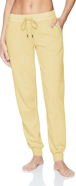 PJ Salvage Women's Solid Lounge Sleepwear Jogger Pant
