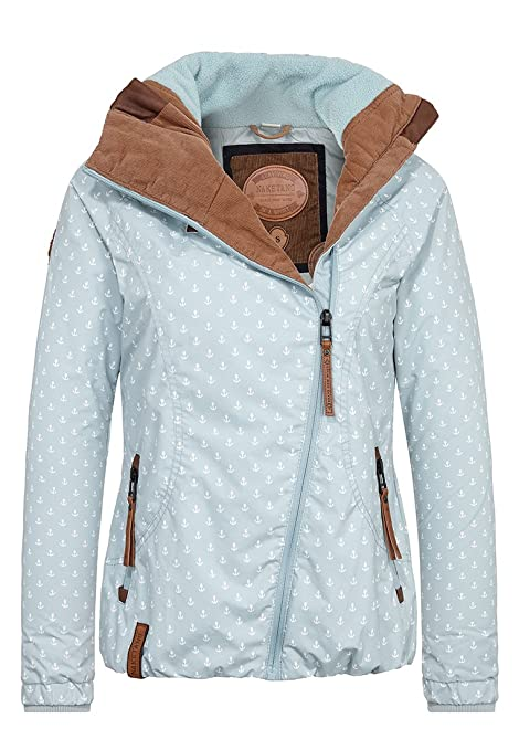Naketano Gesellschaft Rand Xv Xs Der Anchor Female Jacket Amazon rxgCrvwq