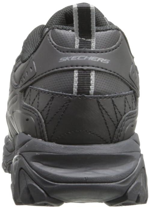 Skechers Memoria Sport Fit Espuma Reimpresión con Cordones de la Zapatilla de Deporte