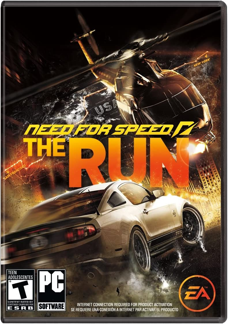 Amazon com: Need for Speed: The Run [Download]: Video Games