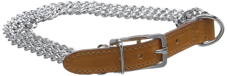 Ancol Heritage Collier lourd pour chien Chaîne 3 rangées 156610