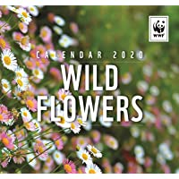 WWF India 2020 Desk Calendar - Wild Flowers