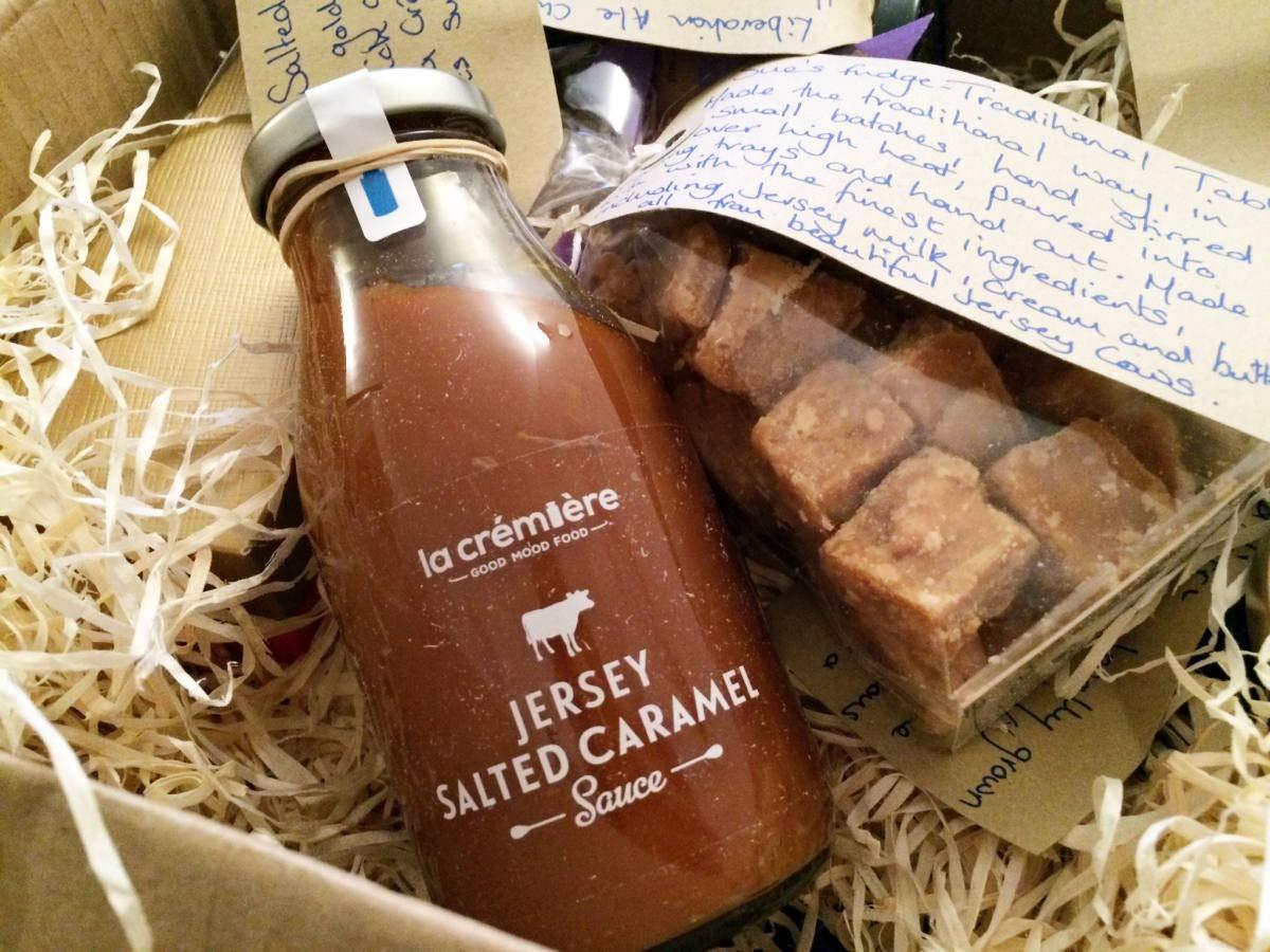 La Crémière Jersey Caramel Salado 100ml: Amazon.es: Alimentación y bebidas