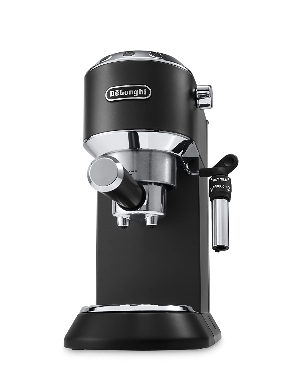 De'Longhi macchina per caffè espresso manuale EC685.BK Dedica Style De' Longhi 0132106170