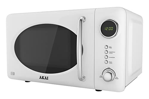 Daewoo KOR6N9RW Digital Microwave, 20 L, 800 W - White: Amazon.co.uk