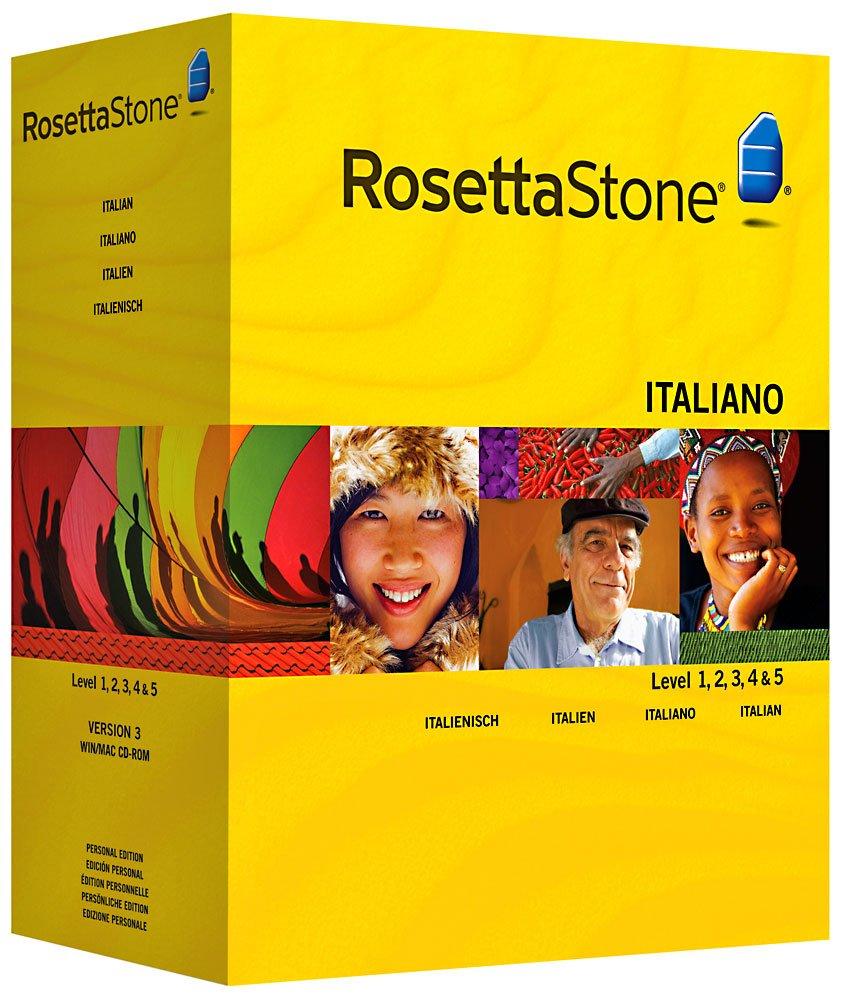 Rosetta stone v3.2 italian level 2