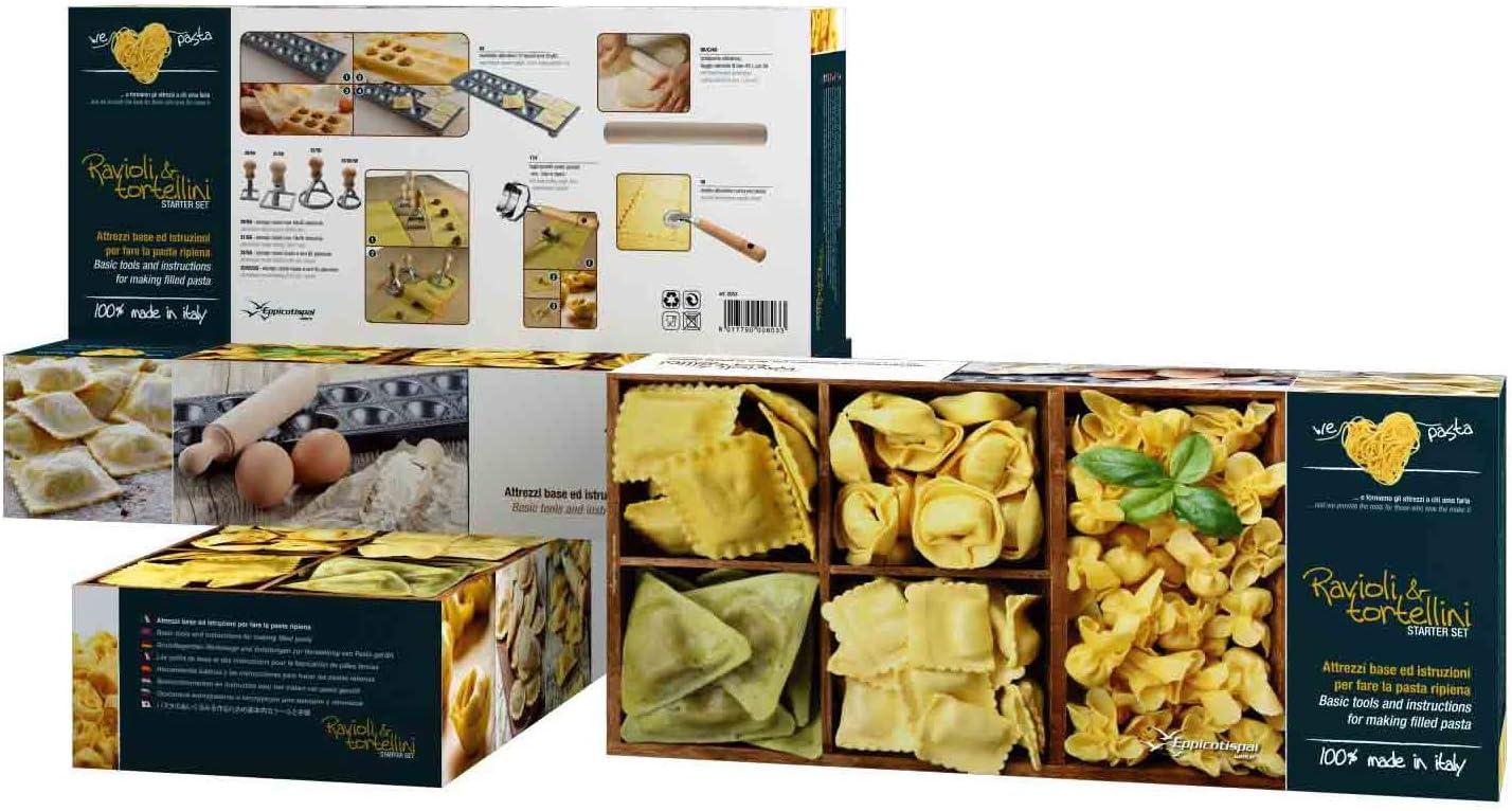 Fovely 1 Pack Machine /à P/âtes Et Nouilles en Plastique Manuel Fettuccine Spaghetti Riz Nouilles Presse Coupe-P/âtes Moule Outil de Cuisine
