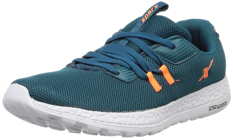 SM-422 Turkey Blue Orange Running Shoe