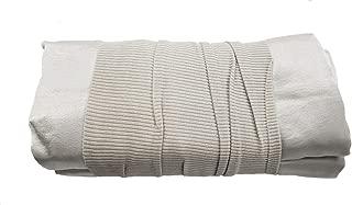 product image for PJ Harlow Satin Pillow Cases (Eggshell, King)