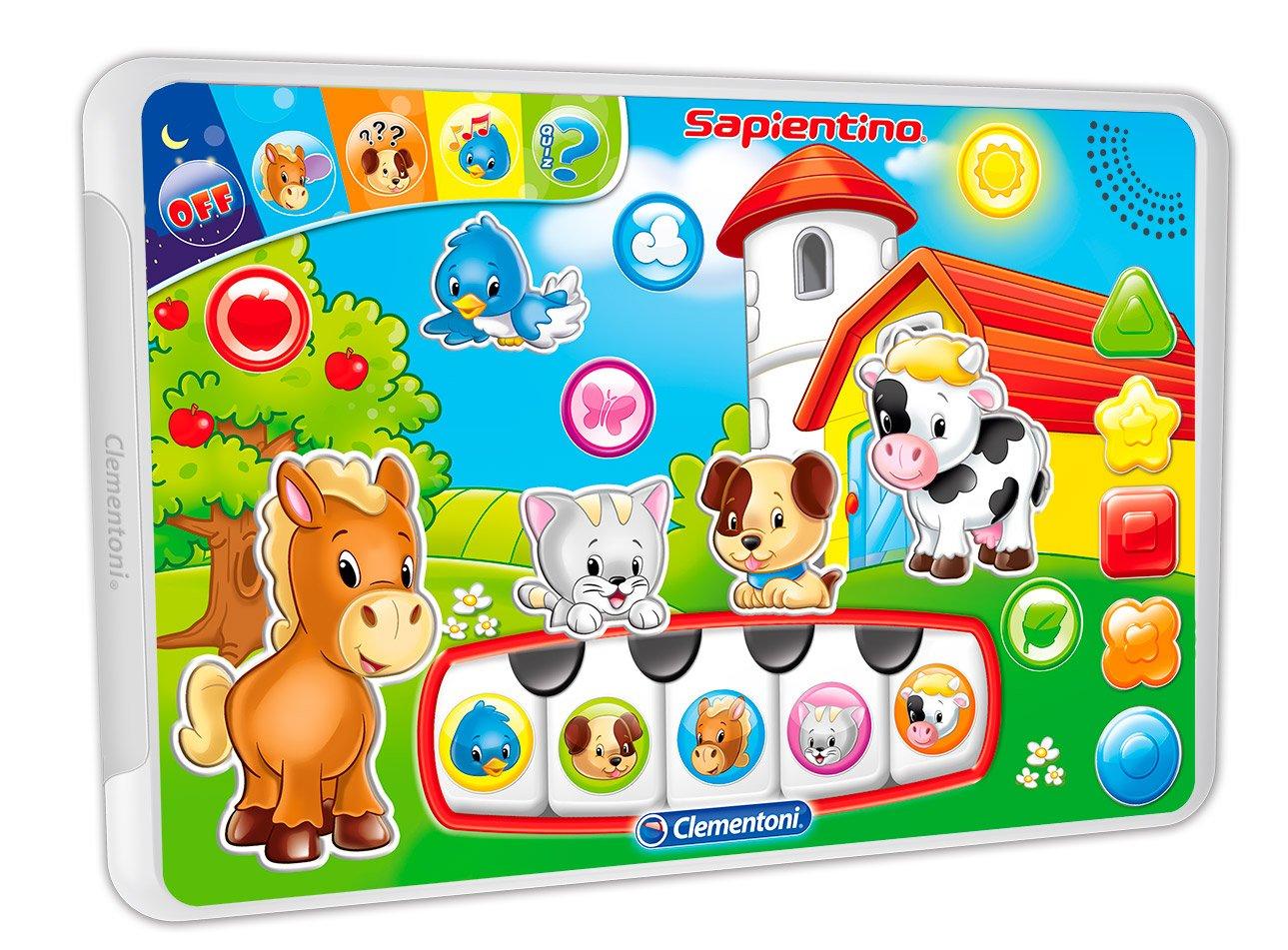 Clementoni Granja - Formas y Colores, juego educativo (550210 ...