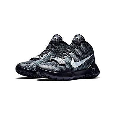 749377001 KD Trey 5 III Mens Basketball Sneakers Shoes Black Anthracite  Dark