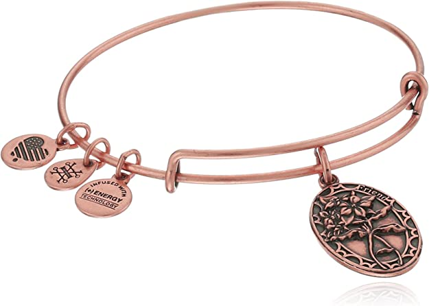 You are Braver Than You Believe Bracelet ETHOON Charm Bracelet Expandable Rose Gold Plated Wire Bangle Bracelets for Women Girls Friends