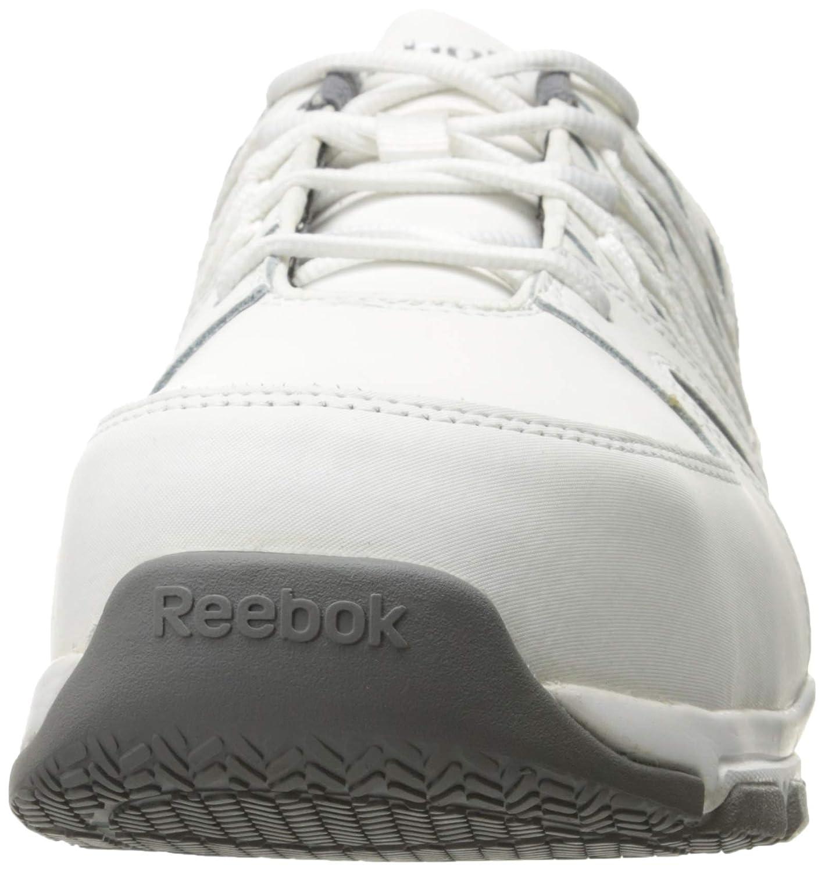 b25cc14ecf5c Amazon.com  Reebok Work Men s Sublite Work RB4005 Athletic EH Safety Shoe   Shoes