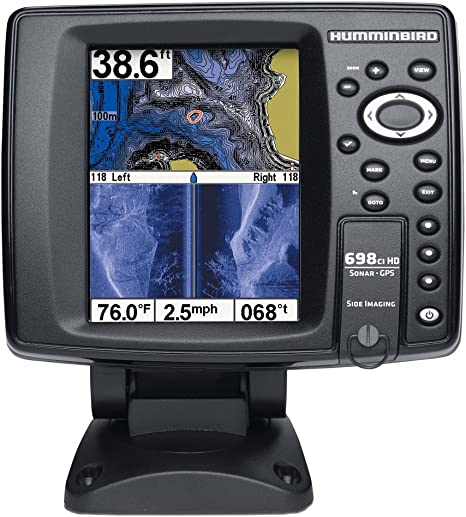 Humminbird 698 Ci HD SI Sonar & GPS Fishfinder Combo: Amazon.es: Electrónica