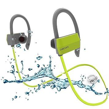 Auriculares inalámbricos Bluetooth deportivos auriculares IPX ...