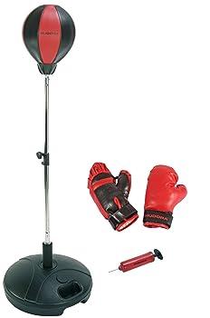 HUDORA Punchingball-Set mit Handschuhen