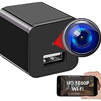 Spy Camera Wireless Hidden WiFi Camera with Remote View - HD 1080P - Spy Camera Charger - Spy Camera Wireless - USB…