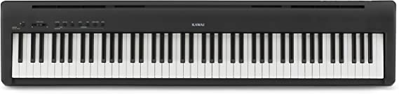 Kawai ES110 Portable Digital Piano Black
