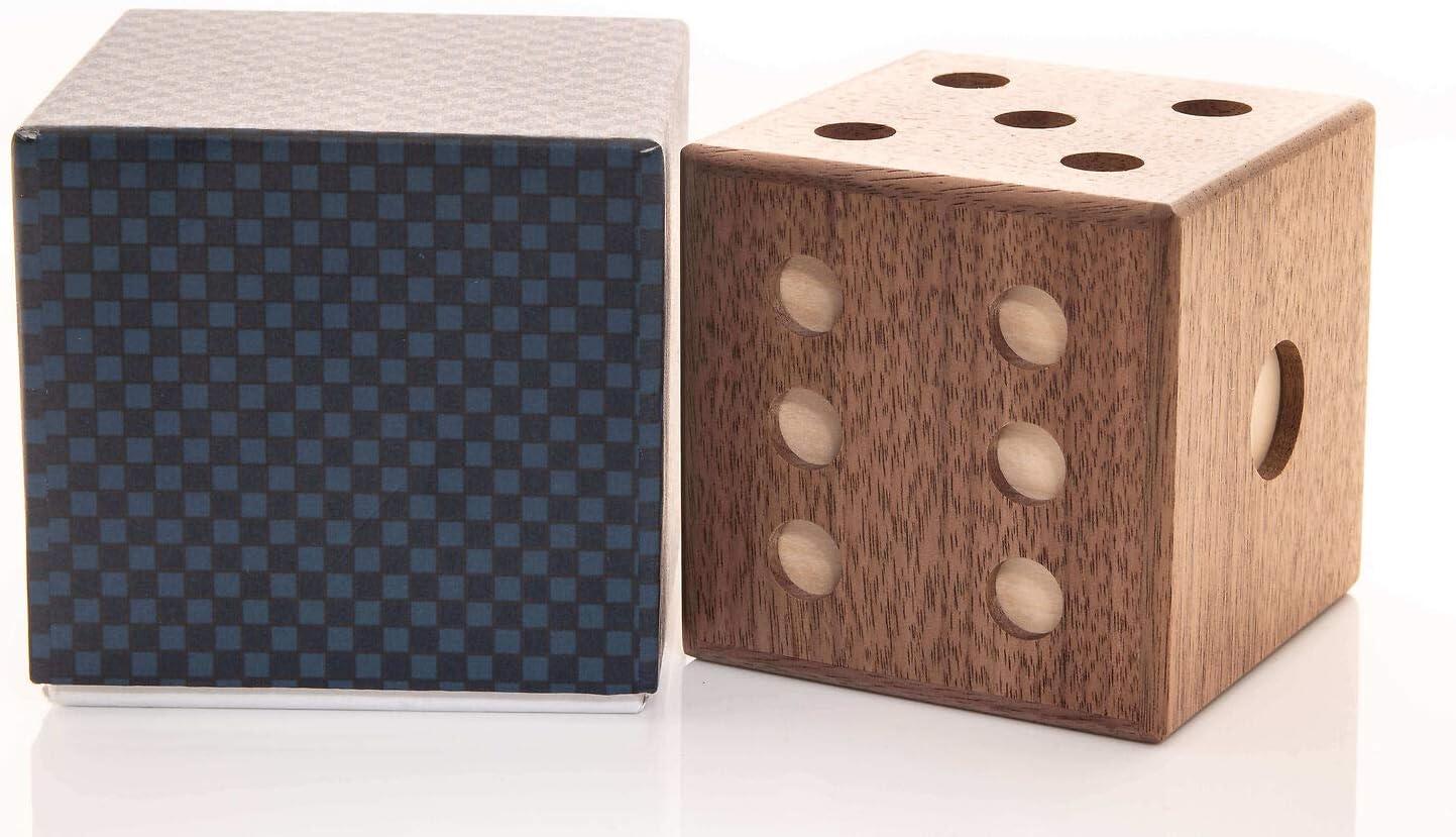 Karakuri Creation Group Akio Kamei - Puzzle de Dados japoneses Hecho a Mano: Amazon.es: Juguetes y juegos