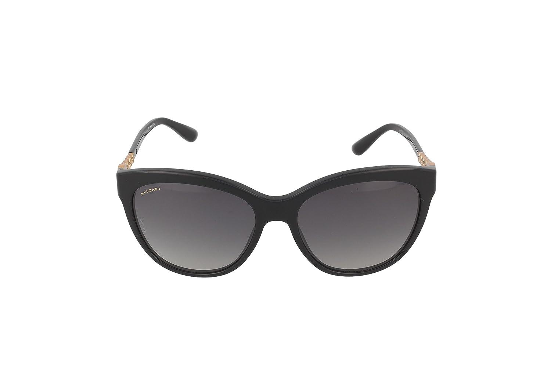 d6f7d448bf Bulgari 0BV8158 501/T3 57 Montures de lunettes, Noir  (Black/Polargreygradient), Femme: Bvlgari: Amazon.fr: Vêtements et  accessoires