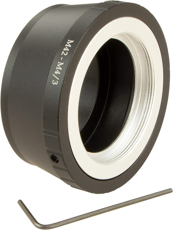 M42 Lens To Micro Four Third For Olympus Pen E Pl9 Pen Camera Photo
