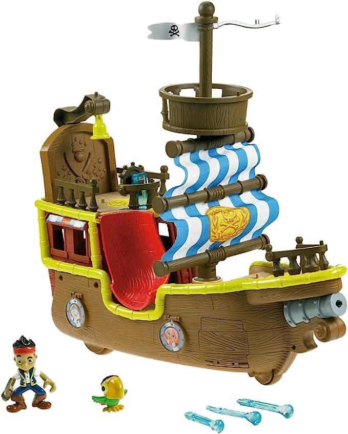 JAKE AND THE NEVERLAND PIRATES PYJAMAS 12MTH-4YEAR *FAST SHIP 1ST CLASS STANDARD