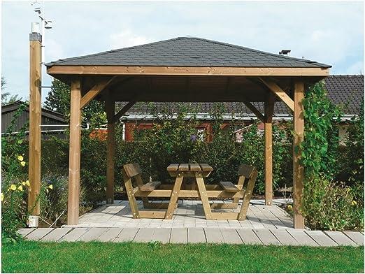 Solid S7712 Garden shed - Garden Sheds (Wood shed, Hip Roof ...