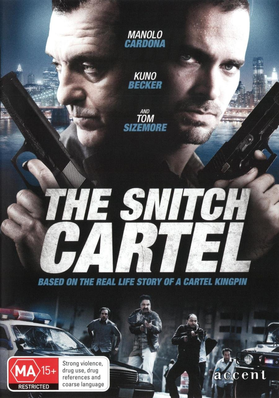 Amazon.com: The Snitch Cartel (El cartel de los sapos ...