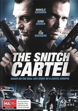 Amazon.com: The Snitch Cartel (El cartel de los sapos ...