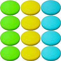BRAMBLE! 12 Frisbee de Colores - Frisbees Discos