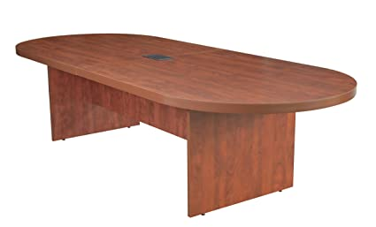 Amazoncom Regency Legacy Inch Racetrack Conference Table With - Regency conference table