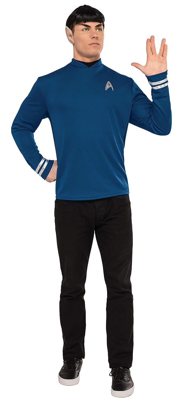 Rubies Disfraz de Spock Star Trek Classic para Hombre: Amazon.es ...
