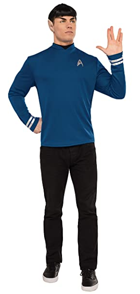 Rubies Disfraz de Spock Star Trek Classic para Hombre ...
