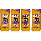 Dop - Shampooing Très Doux au Karité 2 en 1 - 400 ml  - Lot de 4