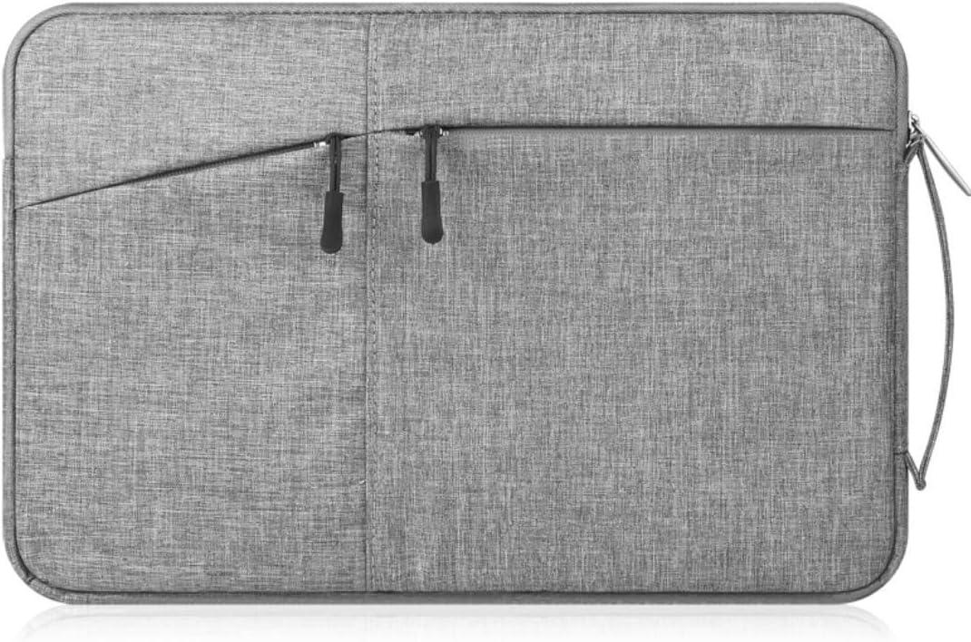 11 Inch Laptop Sleeve Case Handbag for 11.6-12.5 Lenovo Chromebook C300 / 500e / 300e / 100e Chromebook, ThinkPad X1 Tablet / 11E / N22 / N23, Yoga 720 710 / IdeaPad 130s / Miix 630/520 (Deep Grey)
