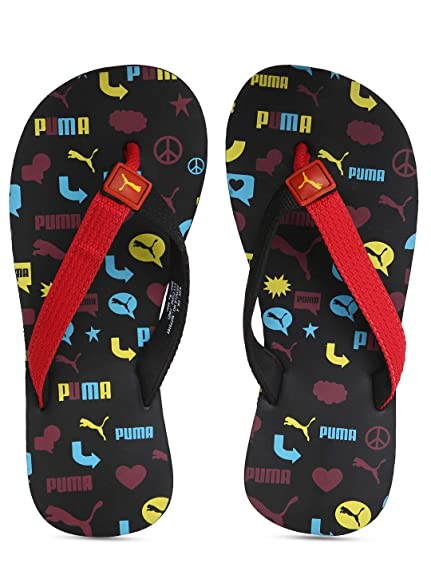 Puma Boy s Terry Y1 GU JR IDP Sandals  Buy Online at Low Prices in India -  Amazon.in f94a8ca71