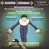 Living Stereo - Kyrill Kondraschin dirigiert Khatchaturian, Tschaikowsky, Rimsky-Korssakoff und Kabalewski