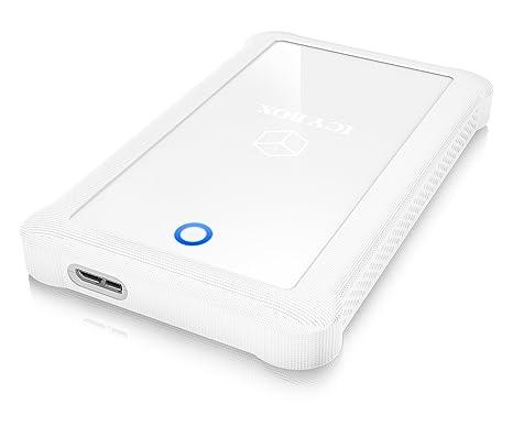 Amazon.com: Icybox IB-233U3-Wh - Carcasa externa para SATA ...