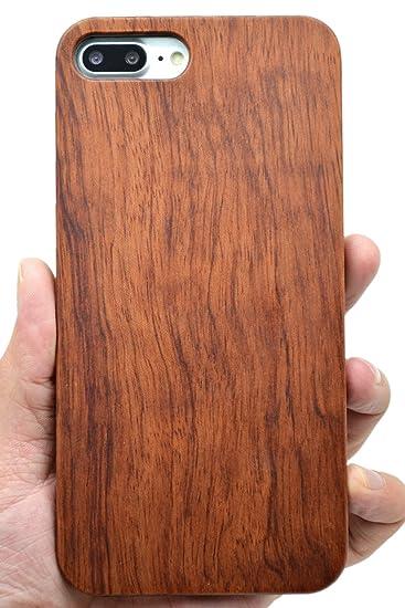 custodia iphone 8 legno