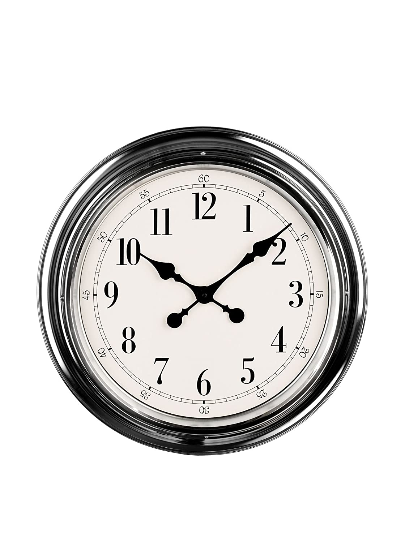 Premier Wall Clock クロム 2200635 B00BUQ3GRCクロム