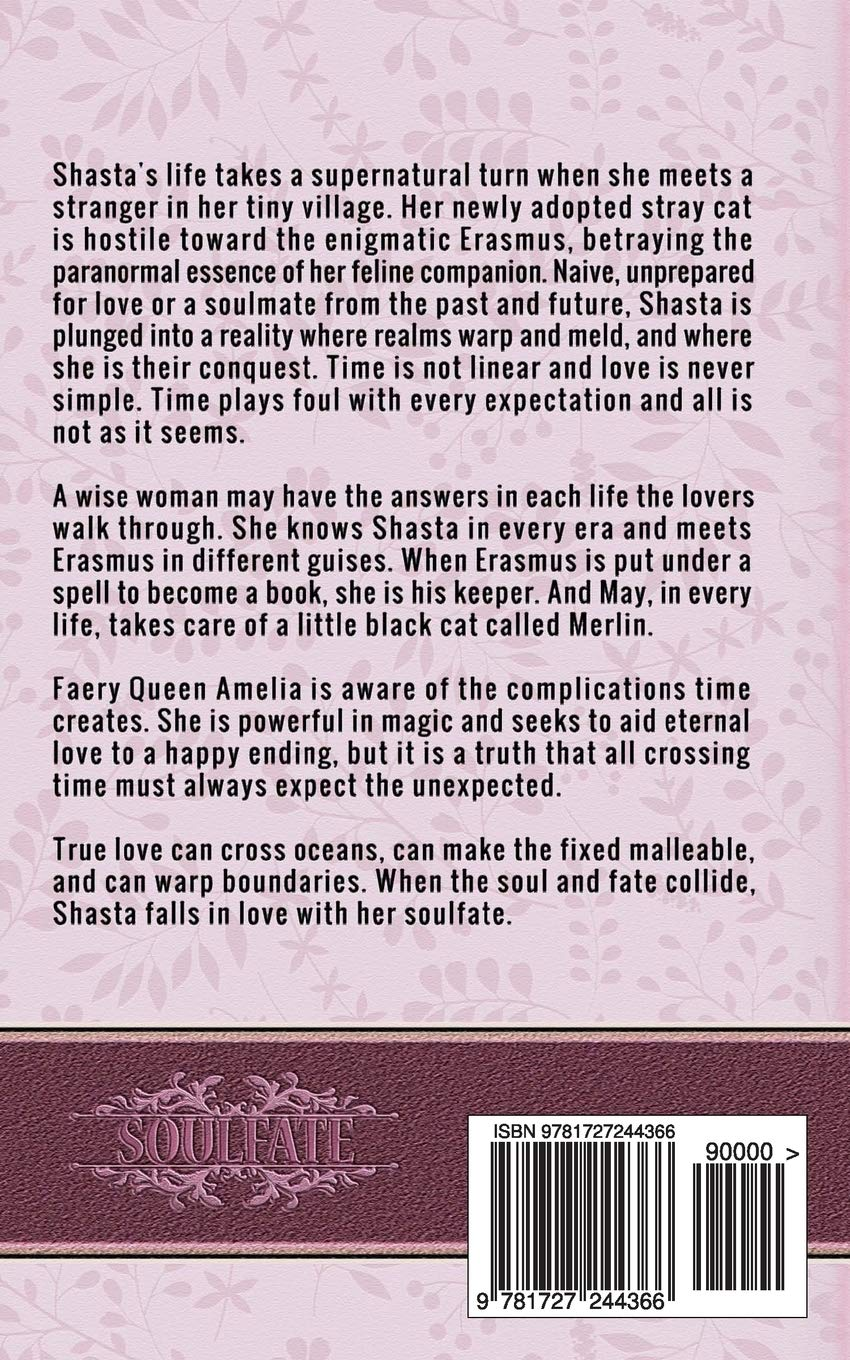 Buy Soulfate: A Shasta and Erausmus Romance Book Online at Low