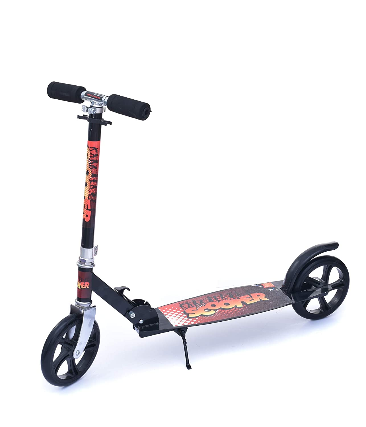 IRIS Scooter for Adult Youth Kids - Foldable Adjustable Portable  Ultra-Lightweight   Teen Kick Scooter with Shoulder Strap, Birthday Gifts  for Kids 3 Years ...