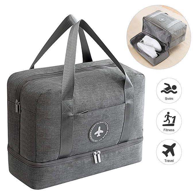 Amazon.com: DTNO.I Bolsa de deporte para gimnasio, bolsa de ...