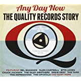 The Quality Records Story - Any Day Now- Various