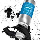 SainSmart Black 1KG Rapid UV 405nm 3D Printer Resin for 3D LCD Printing, General Purpose Photopolymer Curing Resin