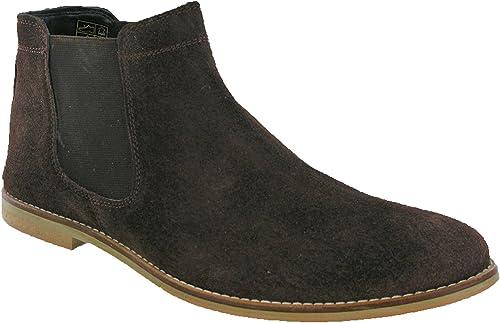 Lambretta Desert Boots Chelsea Suede
