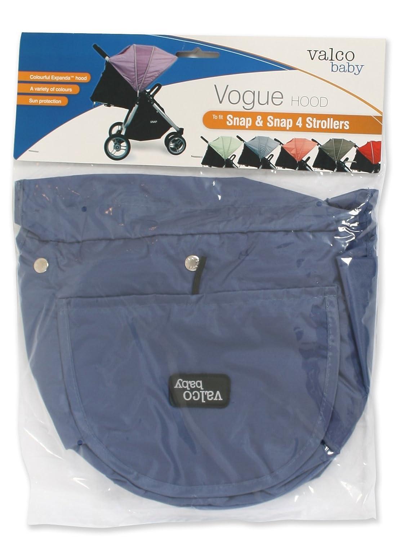 Amazon.com: Valco bebé Snap Duo (Twin) Vogue Set (Capucha ...